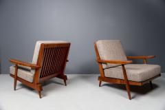 George Nakashima George Nakashima Cushion Chairs 1972 - 1879027