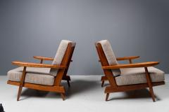 George Nakashima George Nakashima Cushion Chairs 1972 - 1879028
