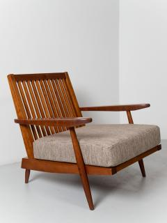 George Nakashima George Nakashima Cushion Chairs 1972 - 1879037