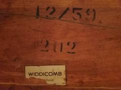 George Nakashima George Nakashima Dining Table Model 202 for Widdicomb 1959 Two Leaves - 1457070