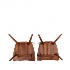 George Nakashima George Nakashima Pair New Chairs  - 1285959