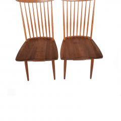 George Nakashima George Nakashima Pair New Chairs  - 1285960