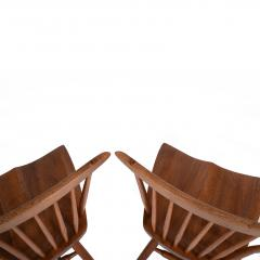 George Nakashima George Nakashima Pair New Chairs  - 1285961