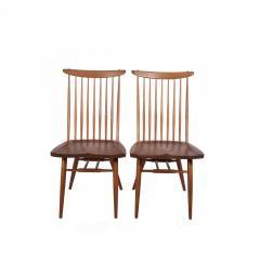 George Nakashima George Nakashima Pair New Chairs  - 1285962