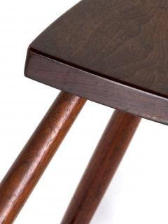 George Nakashima George Nakashima Rare Stool in Walnut 1960s - 506068