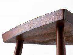 George Nakashima George Nakashima Rare Stool in Walnut 1960s - 506072