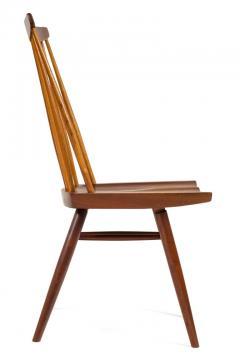 George Nakashima George Nakashima Set of Six Walnut and Hickory New Chairs  - 1233346