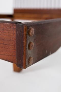 George Nakashima George Nakashima style wooden bed in original condition 1950s - 1967063