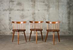 George Nakashima Nakashima Mira Chairs set of 3 - 630250