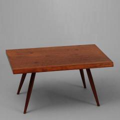 George Nakashima Slab End Table - 16399