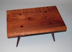 George Nakashima Slab End Table - 16400