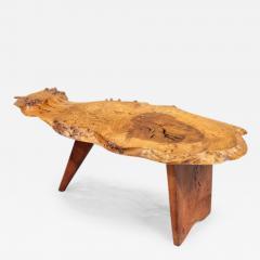 George Nakashima Slab I Coffee Table by George Nakashima - 186383