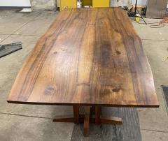 George Nakashima Spectacular 9 ft Frenchmans Cove II Dining Table 1970 - 1343621