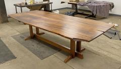 George Nakashima Spectacular 9 ft Frenchmans Cove II Dining Table 1970 - 1343622