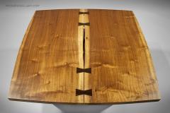 George Nakashima Unique Square Coffee Table by George Nakashima 1973 - 1330657
