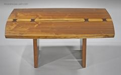 George Nakashima Unique Square Coffee Table by George Nakashima 1973 - 1330658