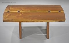George Nakashima Unique Square Coffee Table by George Nakashima 1973 - 1330659