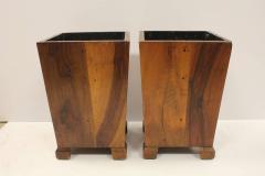 George Nakashima Wood Waste Basket in the Style of George Nakashima - 689076