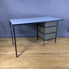 George Nelson 1950s George Nelson Steel Frame Desk Herman Miller - 1681711