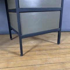 George Nelson 1950s George Nelson Steel Frame Desk Herman Miller - 1681712