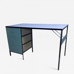 George Nelson 1950s George Nelson Steel Frame Desk Herman Miller - 1682752