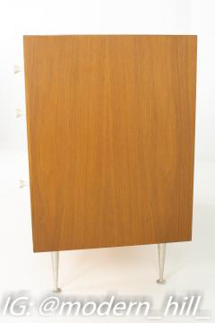 George Nelson For Herman Miller Mid Century Sideboard Credenza Media Cabinet - 1869830