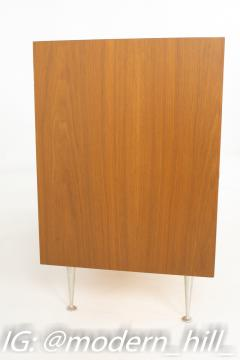 George Nelson For Herman Miller Mid Century Sideboard Credenza Media Cabinet - 1869831