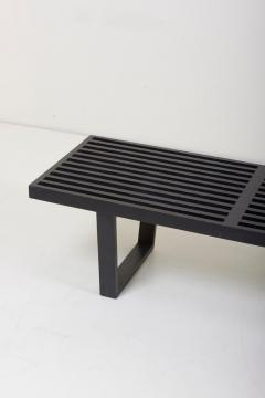 George Nelson George Nelson Slat Bench for Herman Miller US 1950s - 1134927