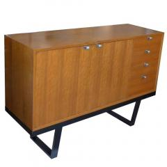 george nelson bench. George Nelson Slat Bench With Storage Unit For Herman Miller Label - 302677 G