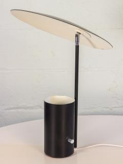 George Nelson Half Nelson Black Table Lamp for Koch and Lowy - 944850
