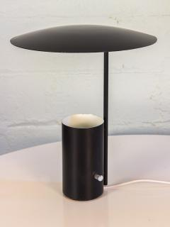 George Nelson Half Nelson Black Table Lamp for Koch and Lowy - 944852