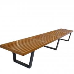 George Nelson Longest Platform Bench by George Nelson for Herman Miller - 240832