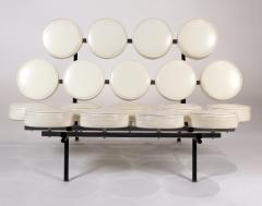 George Nelson Museum Quality Early Marshmallow Sofa by George Nelson for Herman Miller - 963092