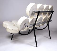 George Nelson Museum Quality Early Marshmallow Sofa by George Nelson for Herman Miller - 963093