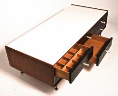 George Nelson Rare Model 5215 Jewelry Chest with Miniature Legs - 192309