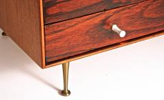 George Nelson Rare Model 5215 Jewelry Chest with Miniature Legs - 192310