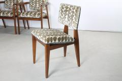 George Nelson Set of Six George Nelson 4668 Dining Chairs for Herman Miller - 317093