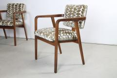 George Nelson Set of Six George Nelson 4668 Dining Chairs for Herman Miller - 317095