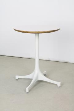 George Nelson Swag Leg 5451 Occasional Table By George Nelson For Herman  Miller   334053