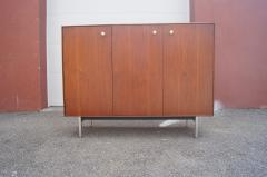 George Nelson Thin Edge Walnut Gentlemans Chest by George Nelson for Herman Miller - 2115630
