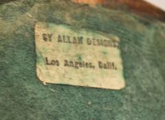 George Nobuyuki George Nobuyuki for Sy Allan Designs California Modernist Studio Ceramic Lamp - 1484270