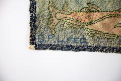 George Platt Lynes Large Needlework of a Jared French Painting by his friend George Platt Lynes - 77674