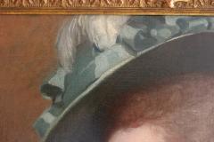 George Romney Portrait of Lady Caroline Price - 288931