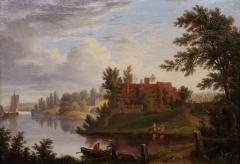 George Vincent Landscape painting of the River Yare in Norwich United Kingdom - 1296666