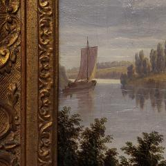 George Vincent Landscape painting of the River Yare in Norwich United Kingdom - 1296667
