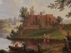 George Vincent Landscape painting of the River Yare in Norwich United Kingdom - 1296668