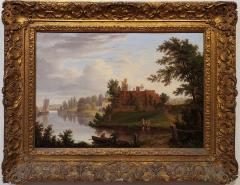 George Vincent Landscape painting of the River Yare in Norwich United Kingdom - 1296669