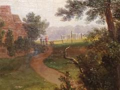 George Vincent Landscape painting of the River Yare in Norwich United Kingdom - 1296670