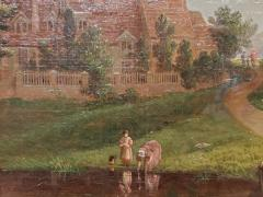 George Vincent Landscape painting of the River Yare in Norwich United Kingdom - 1296671