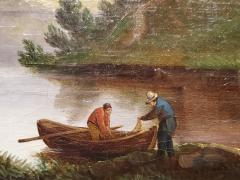 George Vincent Landscape painting of the River Yare in Norwich United Kingdom - 1296673